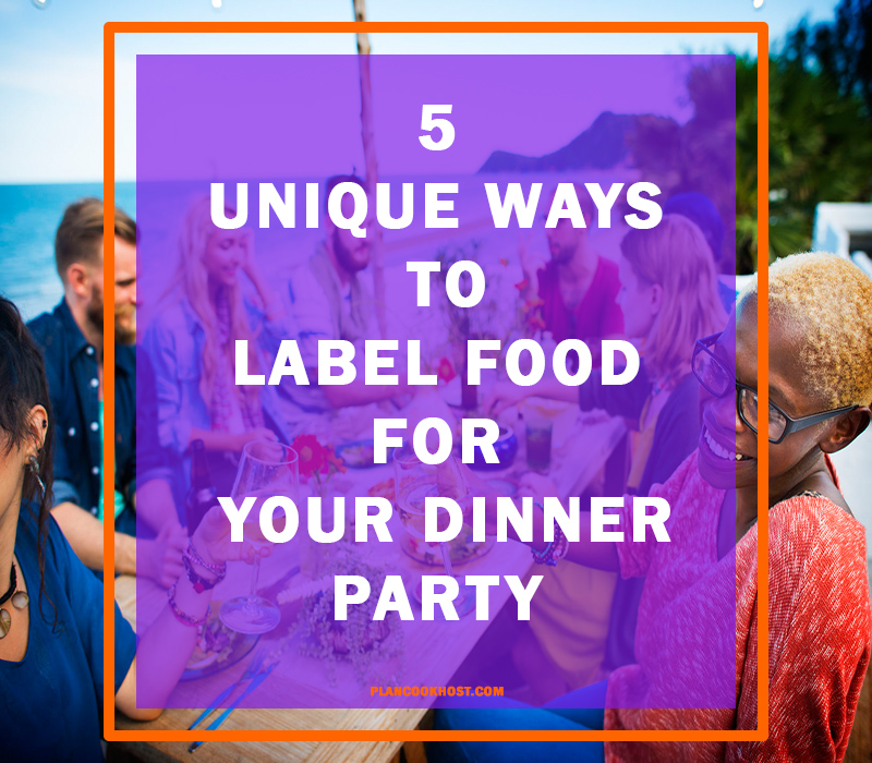 5 Unique Ways to Serve at Your Dinner Party