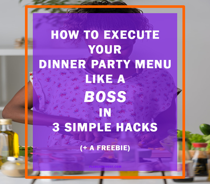 Execute Menu Like a Boss Blog Cover