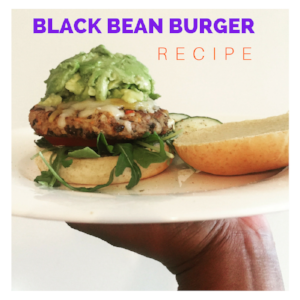 Black Bean Burger Recipe Graphic.png