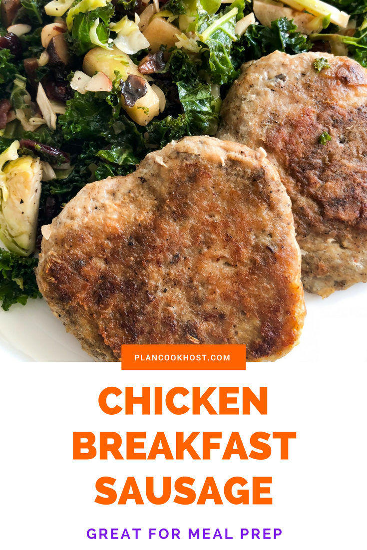 Chicken Breakfast Sausage
