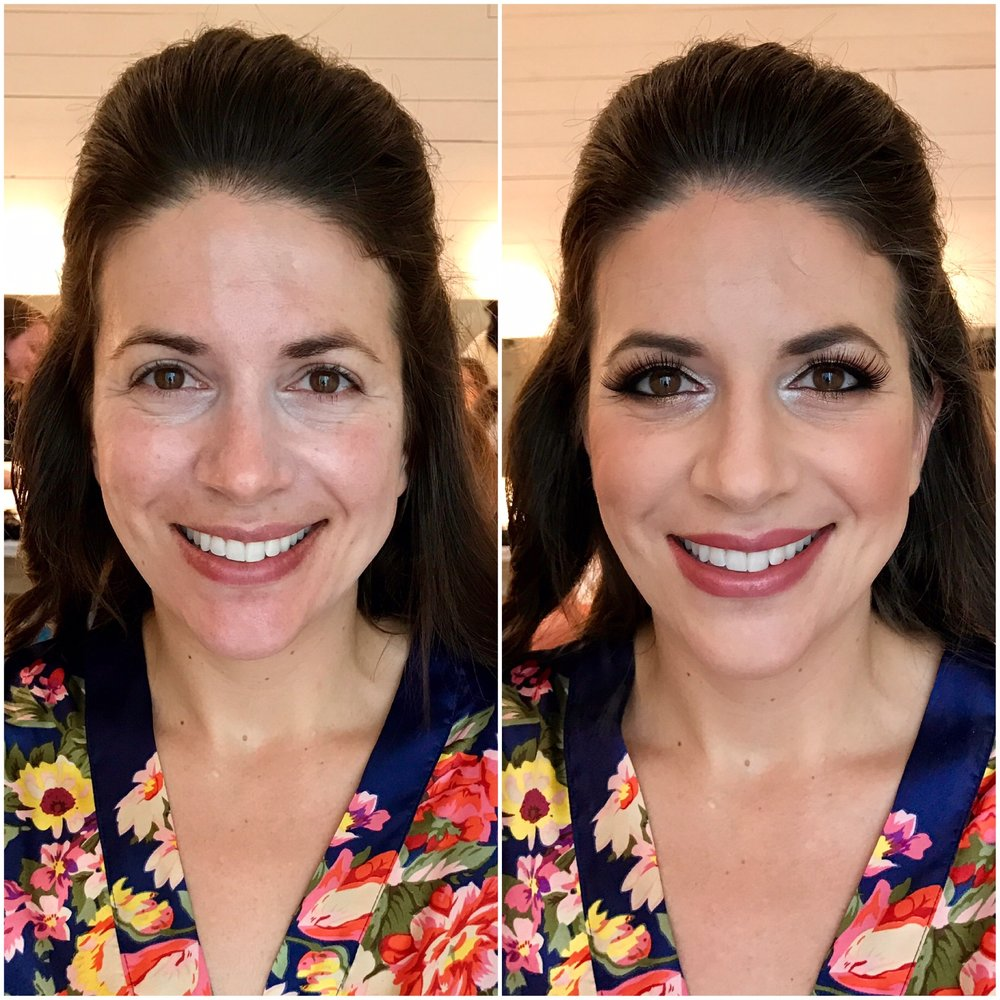Sharon Marie Make Up Austin Texas Bridal Event Beauty Planning