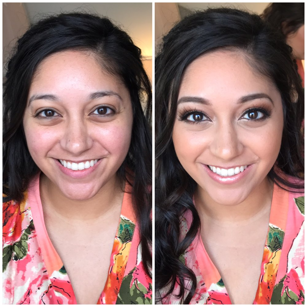 Sharon Marie Make Up Austin Texas Bridal Event Beauty Planning