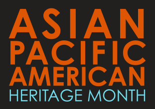 Official Logo of Asian Pacific American Heritage Month