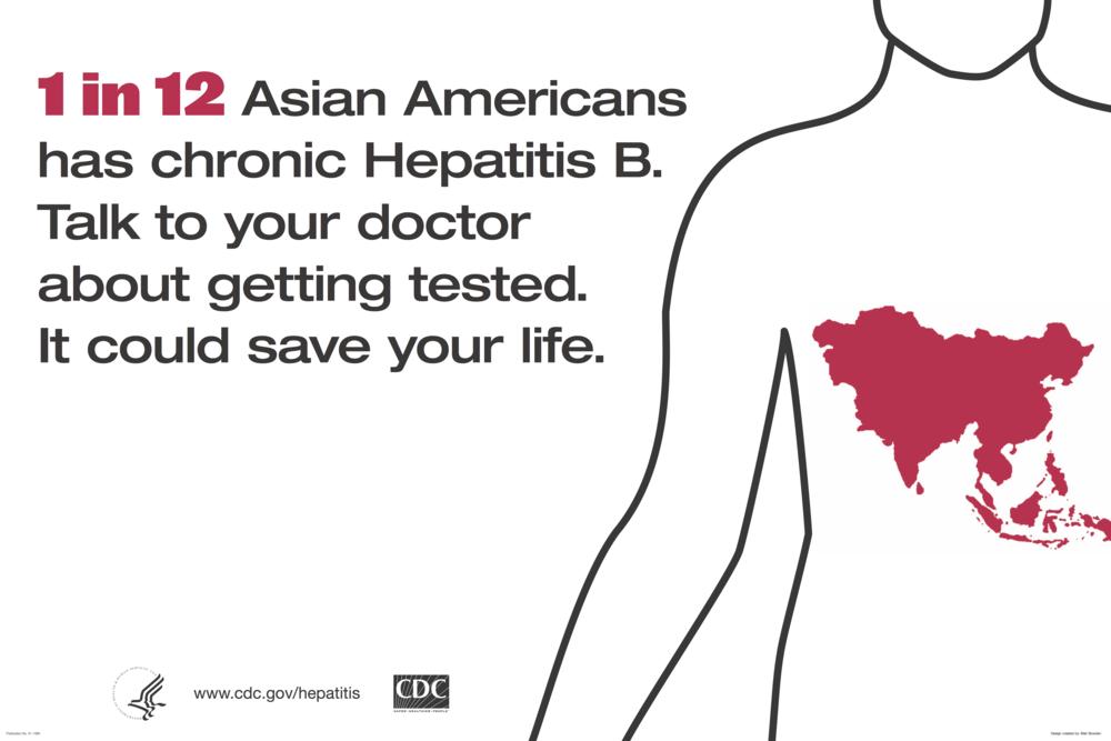 CDC Know Hepatitis B Campaign