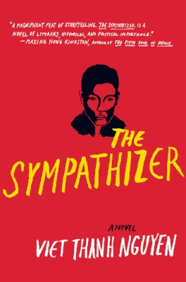 The Sympathizer is the 2015 debut novel by Vietnamese American professor Viet Thanh Nguyen. It is a best-selling novel, and recipient of the 2016 Pulitzer Prize for Fiction. Wikipedia