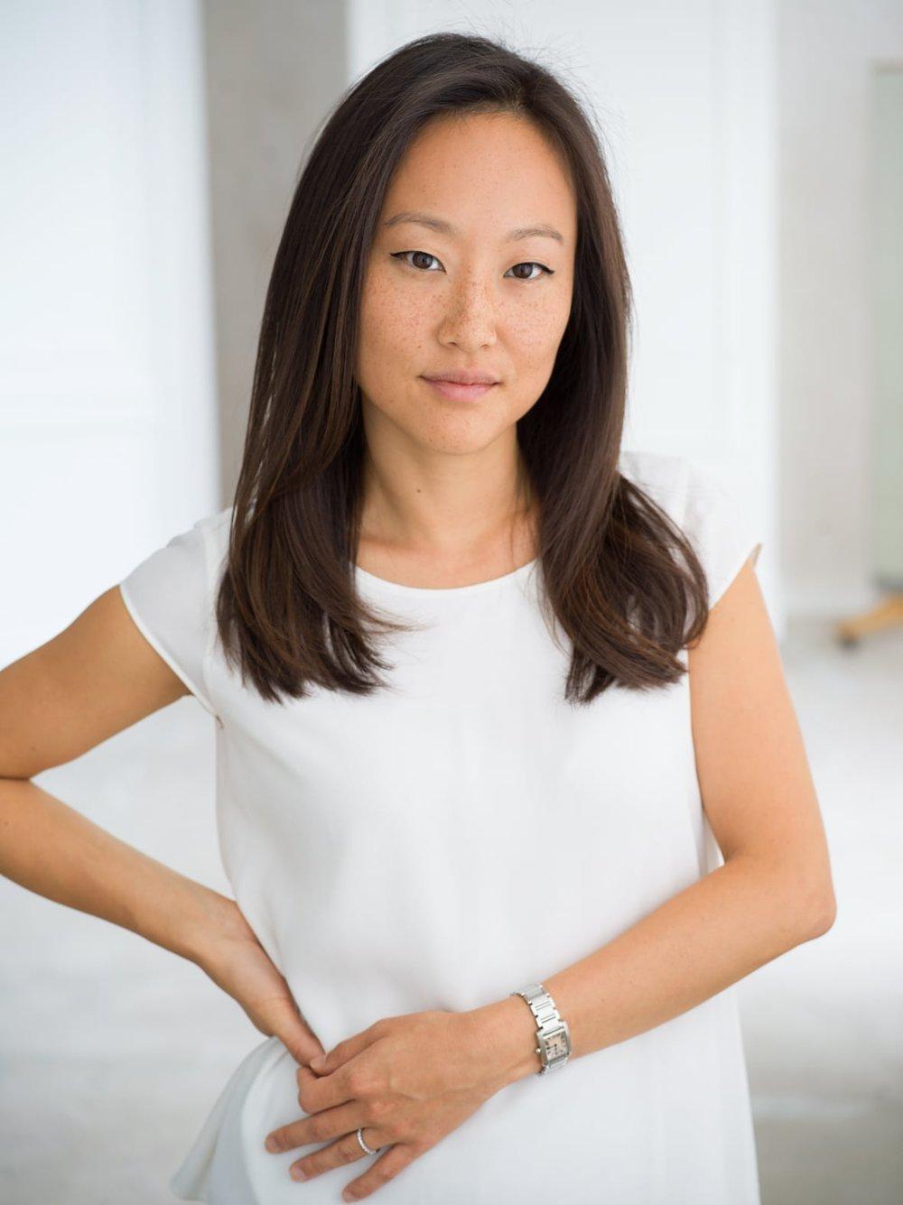 Crystal Hana Kim Headshot