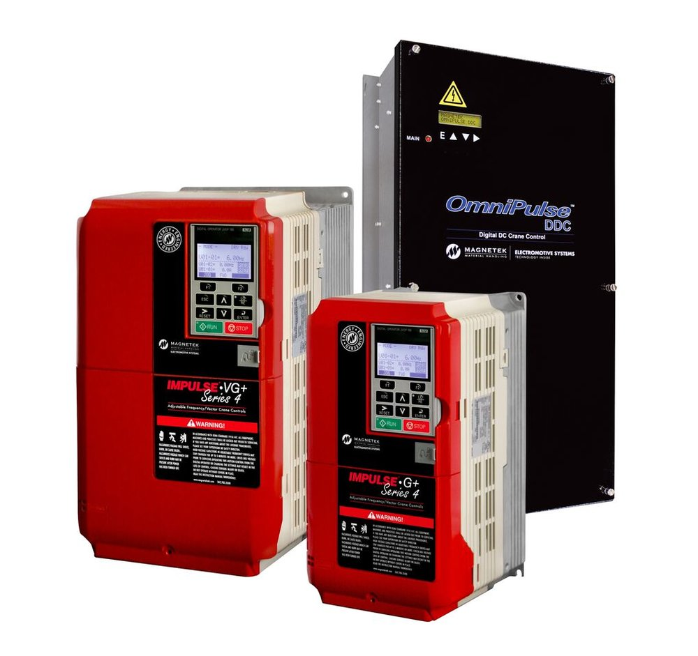 AC & DC Variable Speed drives