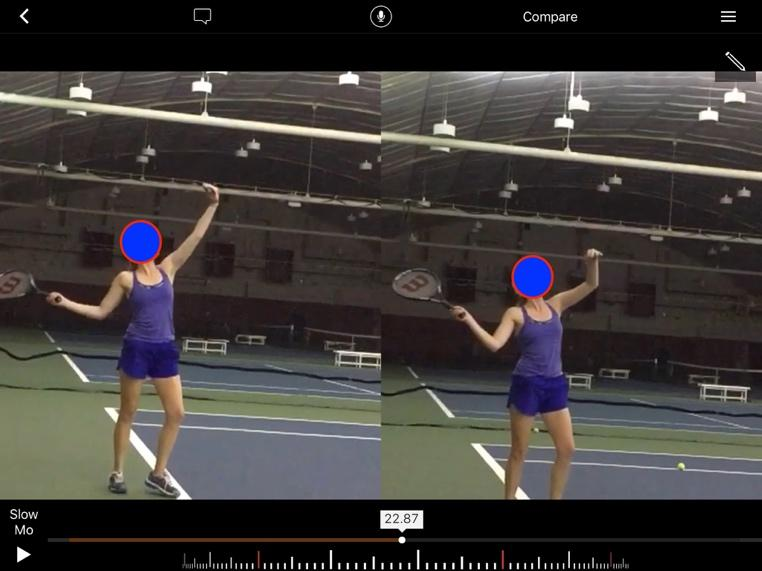 Hudl Technique: before and after lesson