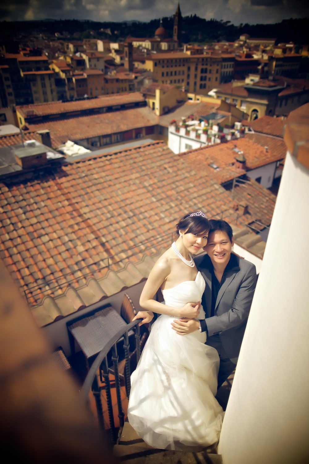 Destination Wedding in Tuscany, Hair and Makeup Artist