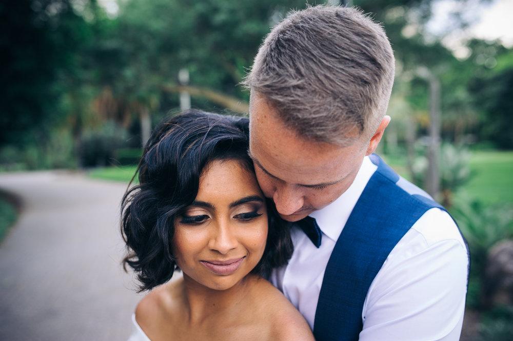 Alyssa and Nathan, Brisbane Wedding