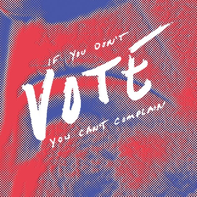 If you don't vote, you quite literally don't count. Not in a focus group, not in a policy forum. #daftarje #undilah⠀ ⠀ ---⠀ img: Patrick Jenkins