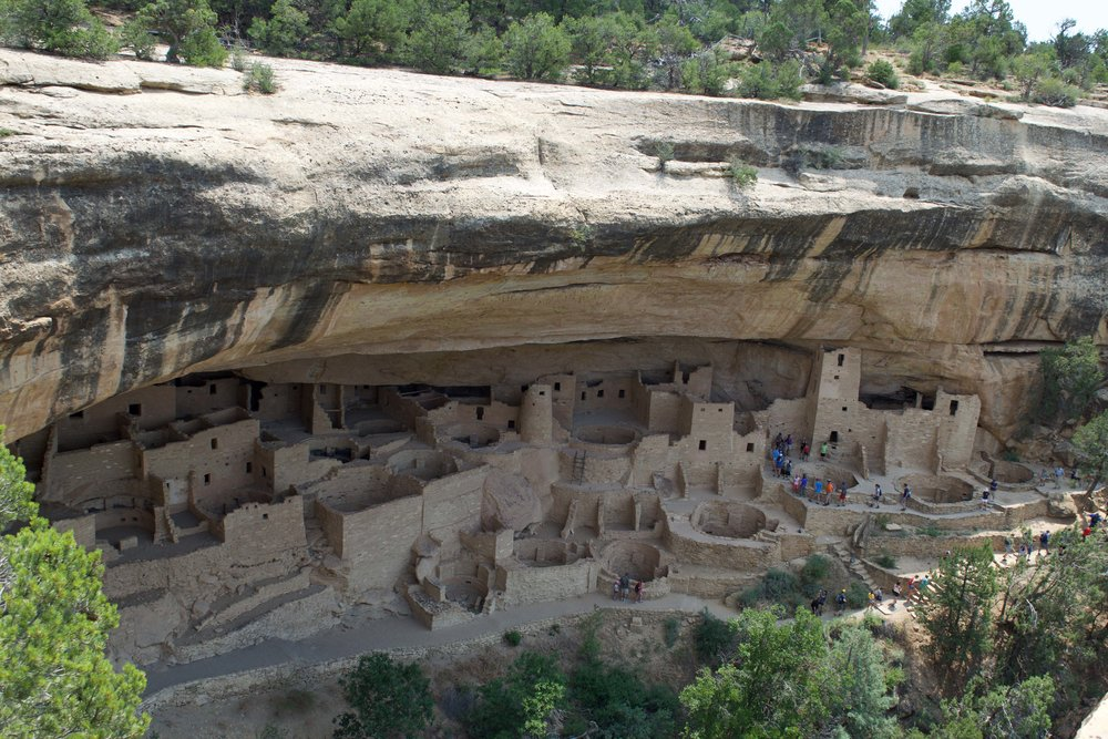 Mesa Verde National Park in unbelievable!