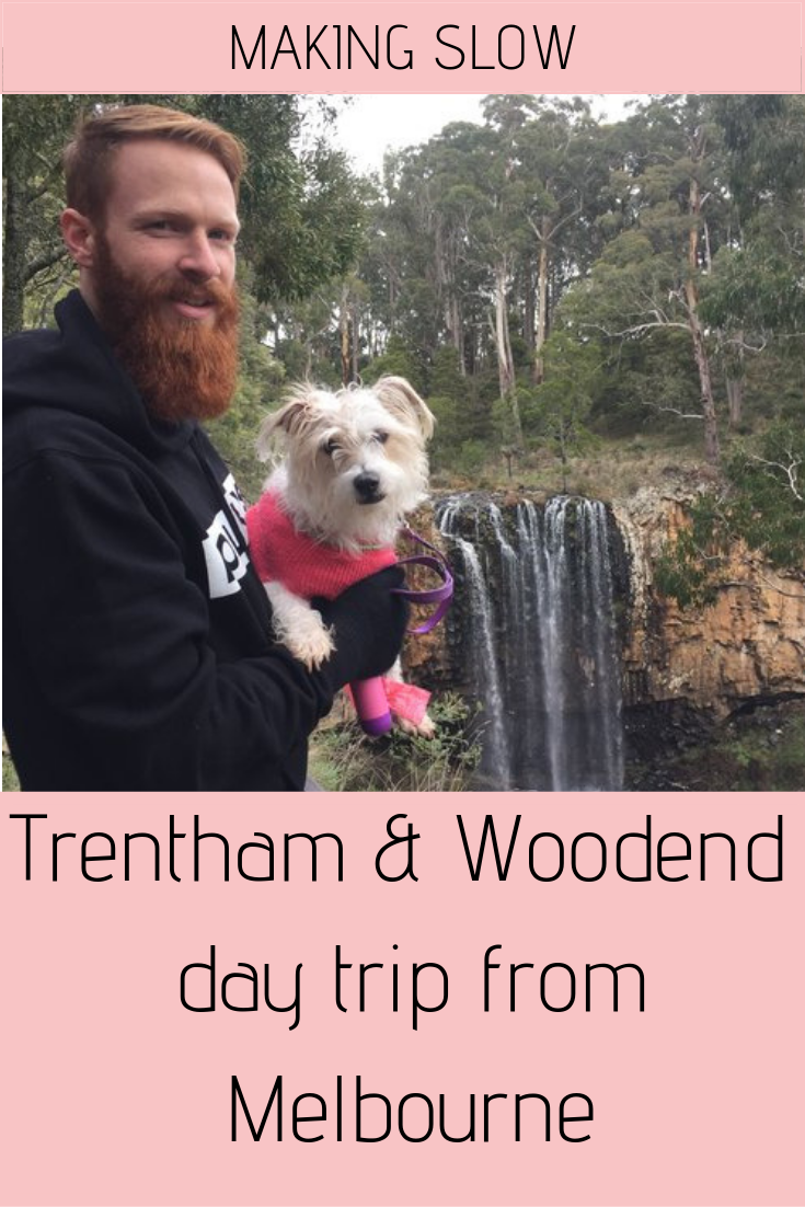 Just a short drive from Melbourne are the historic country towns of Woodend and Trentham.