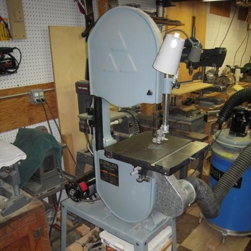 Our brake worked great on this old delta band saw!