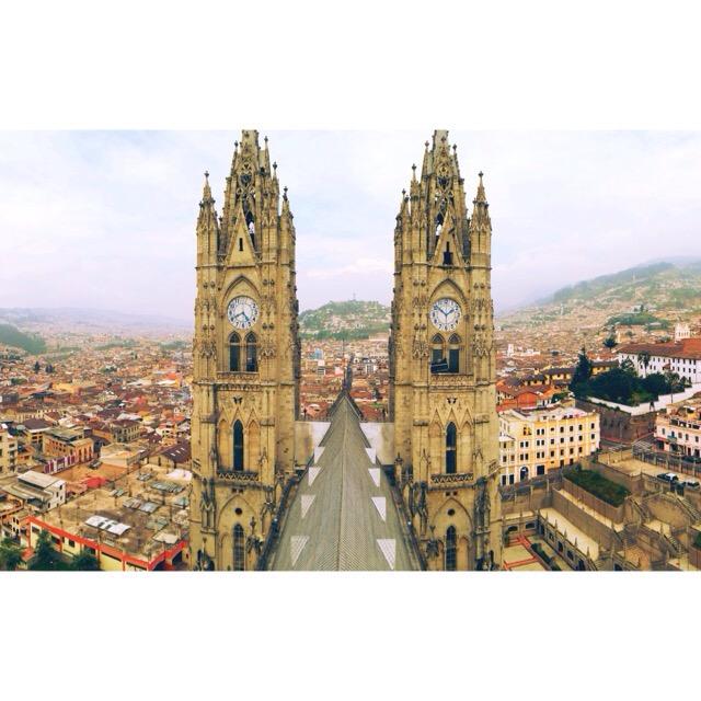 La Iglesia de la Basilica -