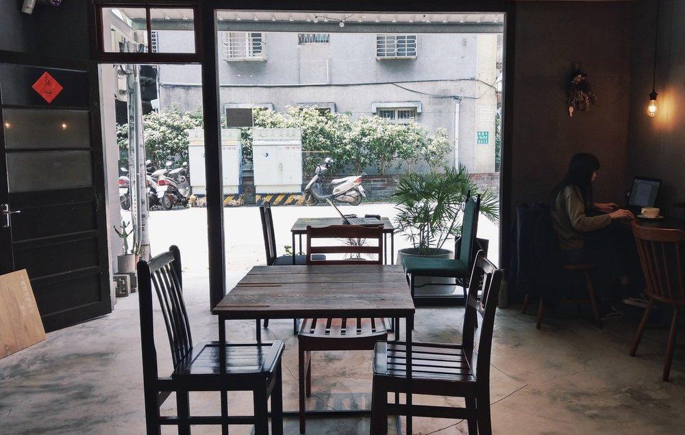 不限時・真的咖啡 - 台北萬隆・