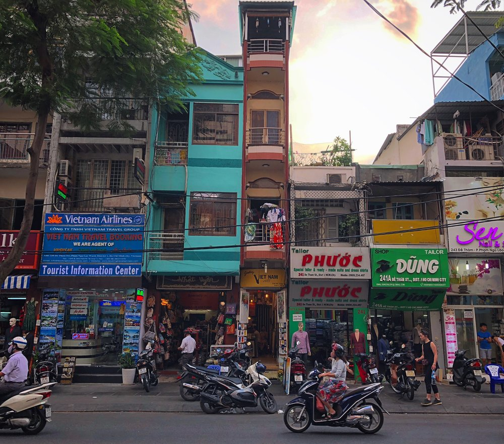 胡志明市 - 越南