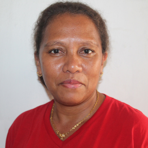 Maria Jose Guterres Community Outreach Coordinator