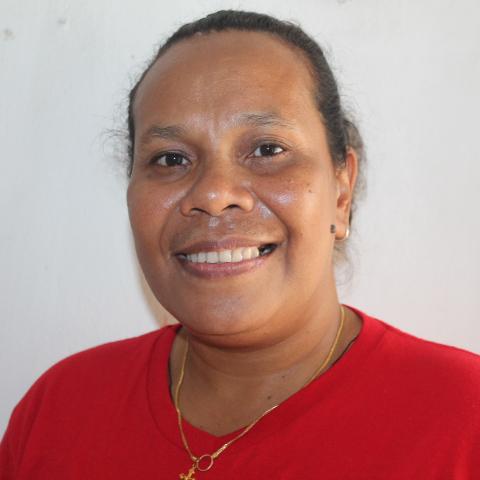 Francisca Alves Taolin Advocacy Coordinator