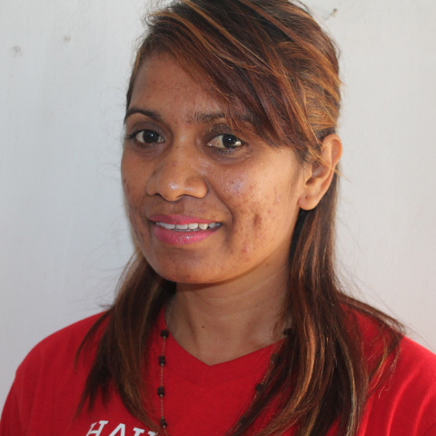 Vilfrida Machado Fernandes Advocacy Officer