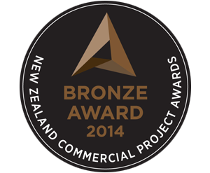 NZ Commercial Project Awards Logo