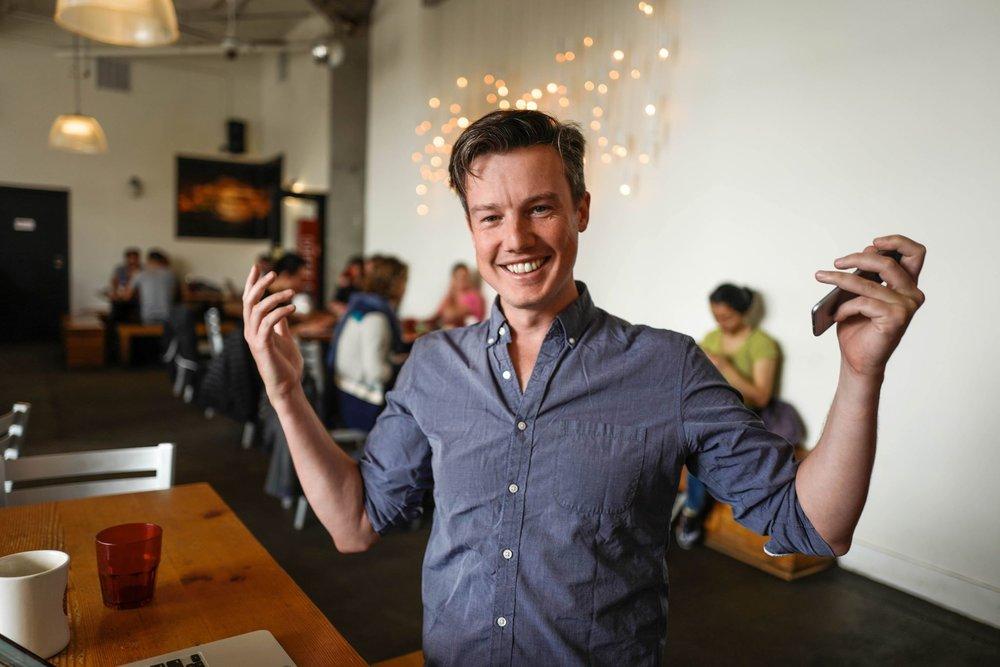 Ned Dwyer -  CEO Spritz