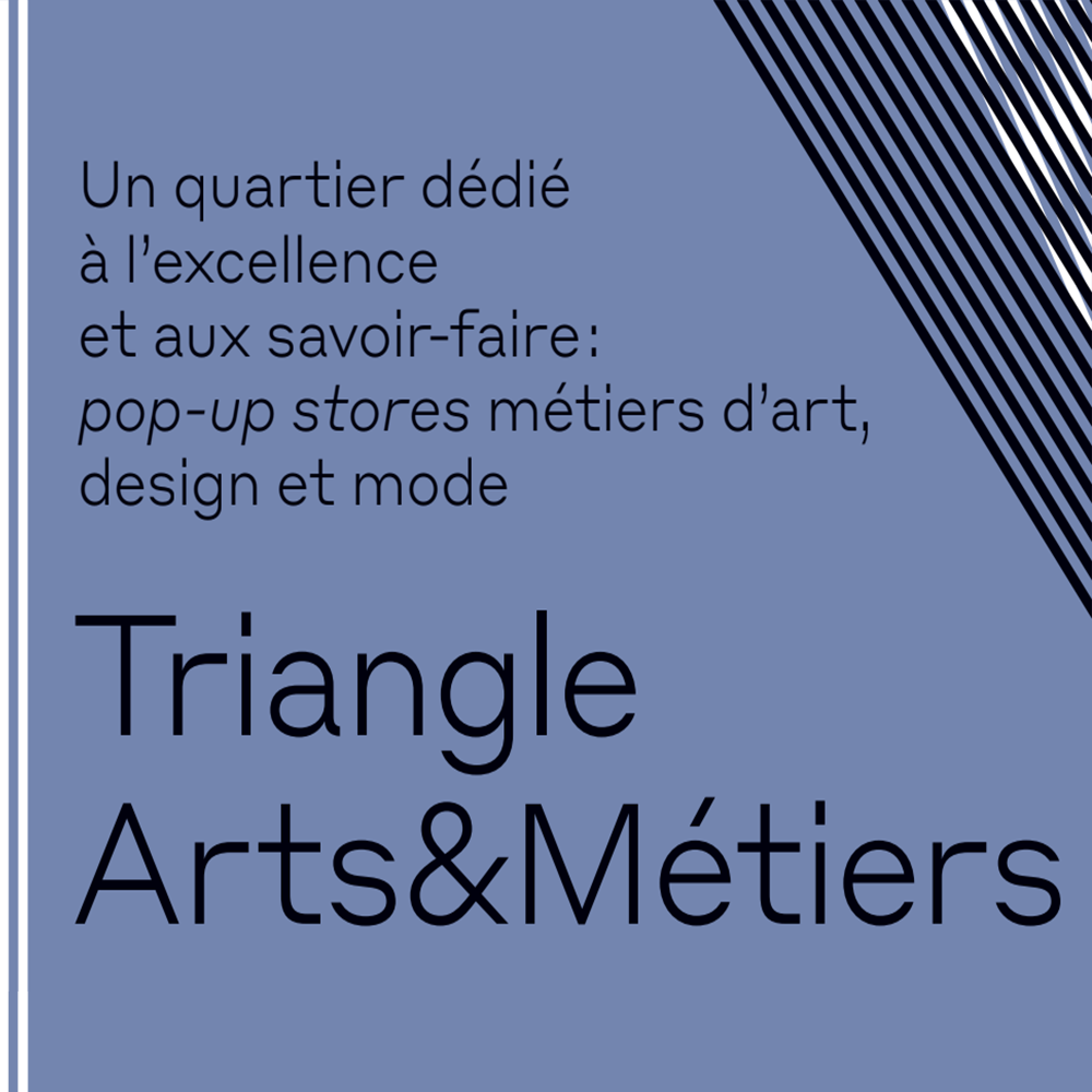 TRIANGLE ARTS & METIERS