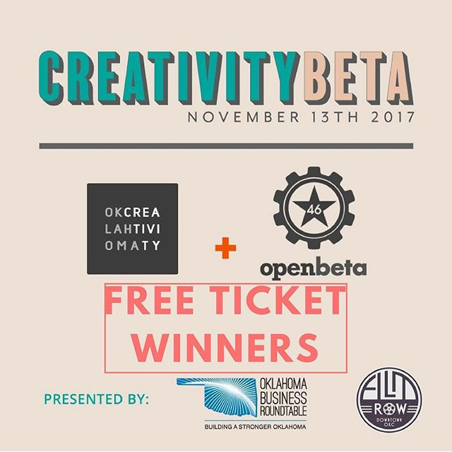 Congrats to our winners @jackson.fall @bennyokc and @nola_will !! See y'all tomorrow💡