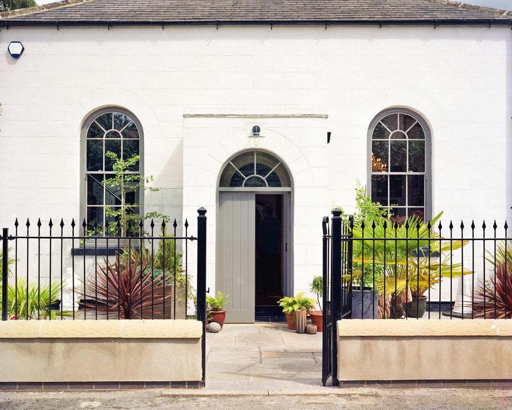 Scrooby Chapel -