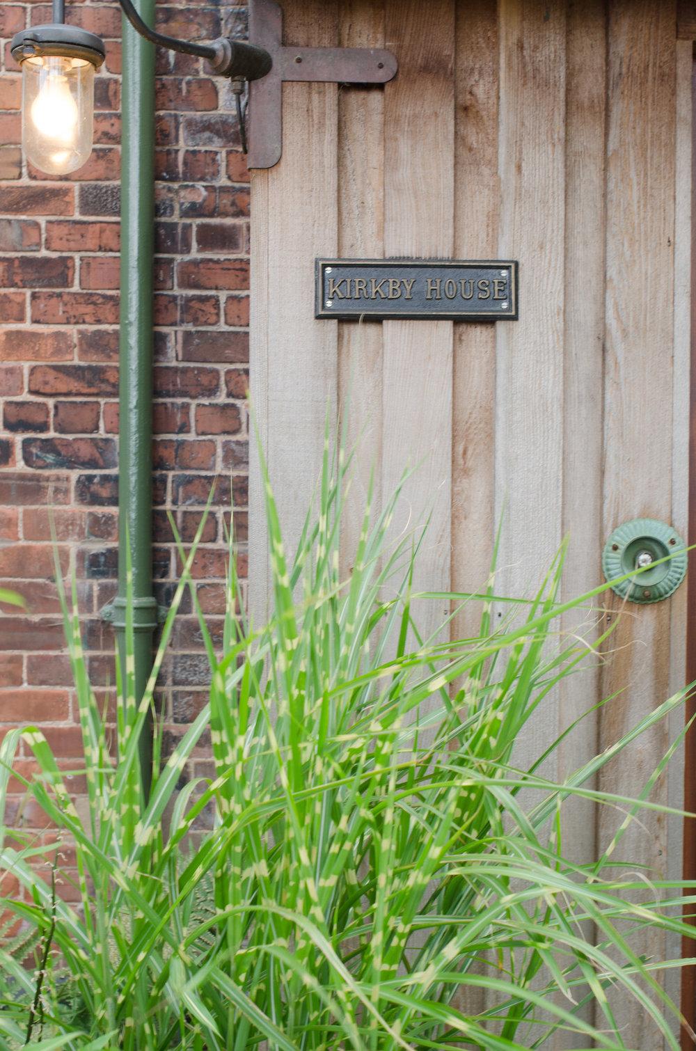 Kirkby House -