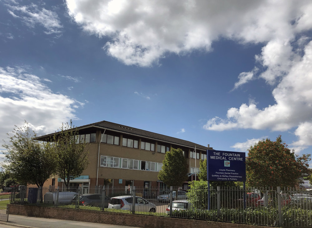 Fountains Medical Centre, Morley