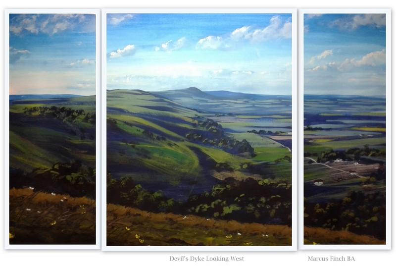 Devils Dyke Triptych.jpg