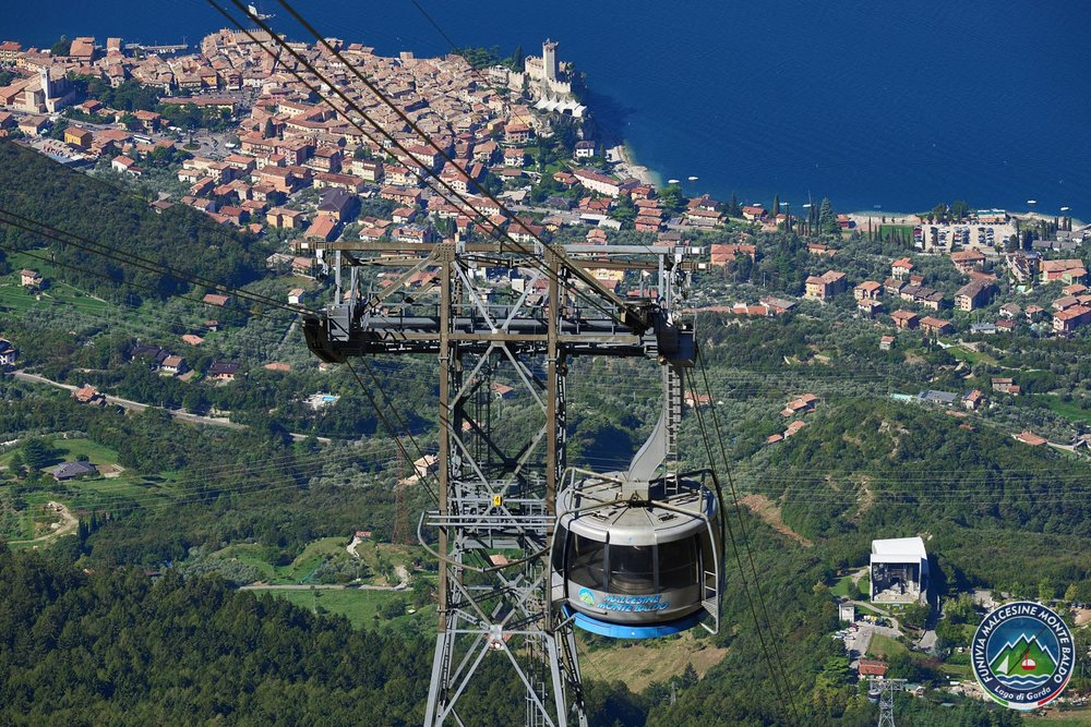 Copy of Copy of Seilbahn in Malcesine
