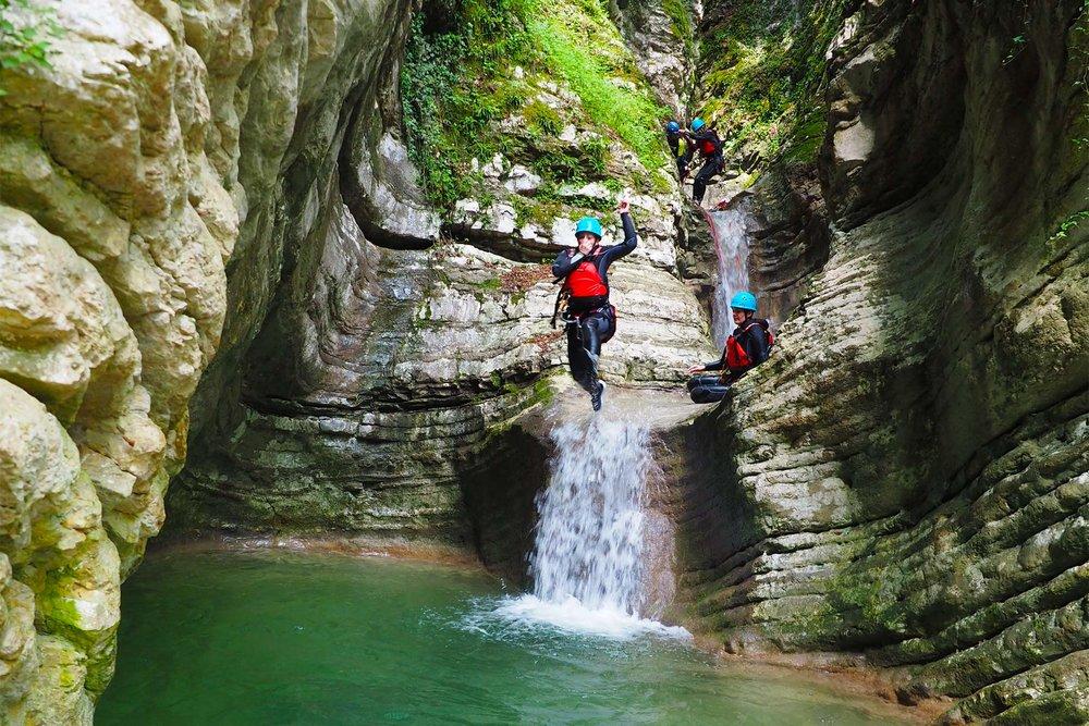 Canyon Adventures