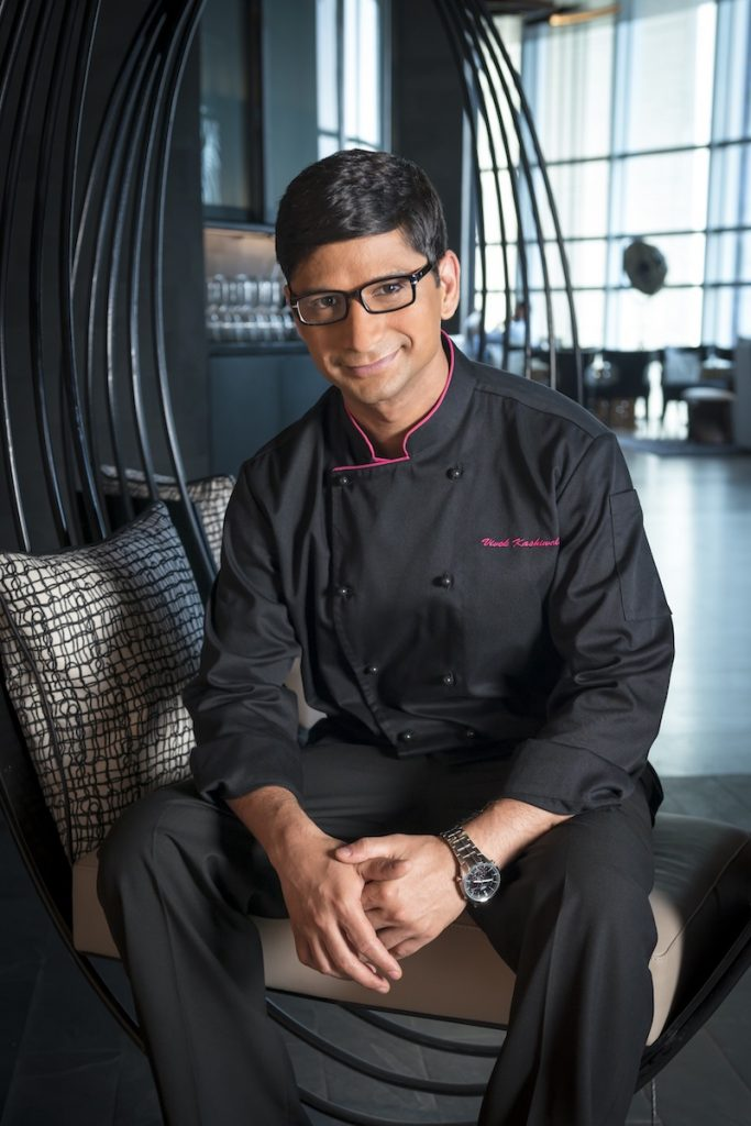 Chef Vivek Kashiwale