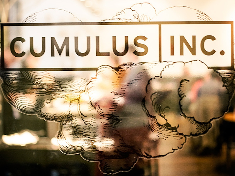 Stop by Cumulus Inc. for a quick breather and awesome coffee (photo provided by Cumulus Inc.)