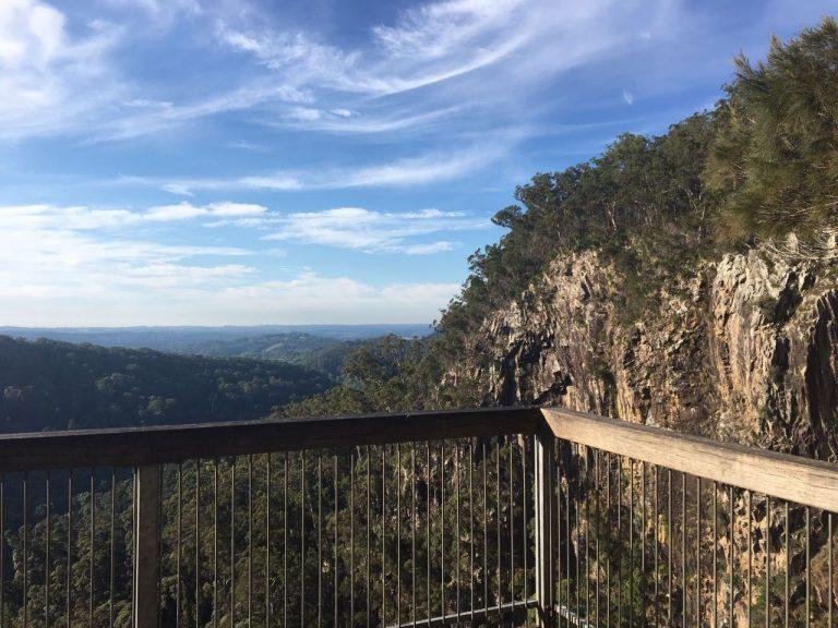 Get back to nature at Minyon Falls
