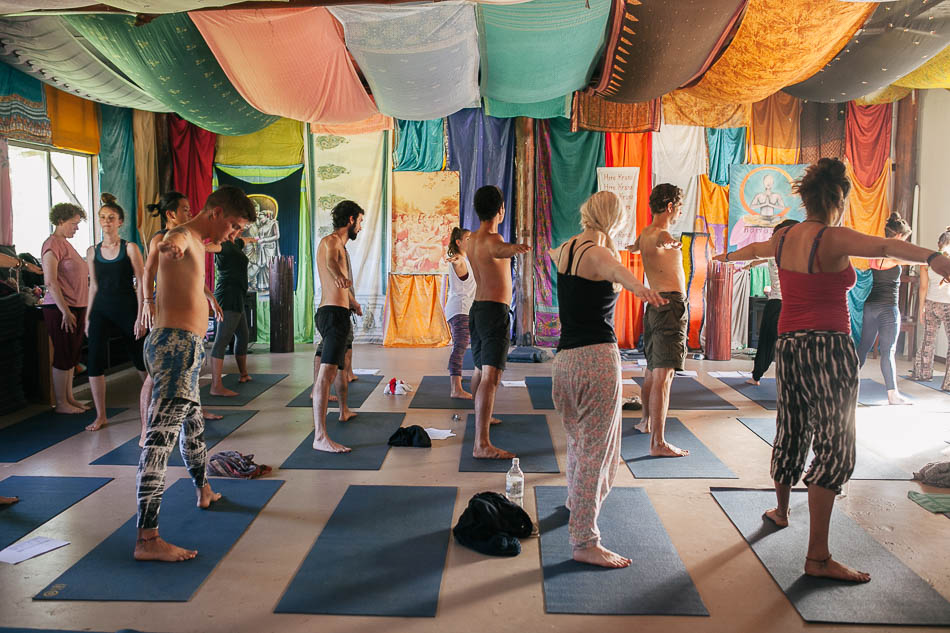 Find your inner yogi (photo credit: Krishna Village)