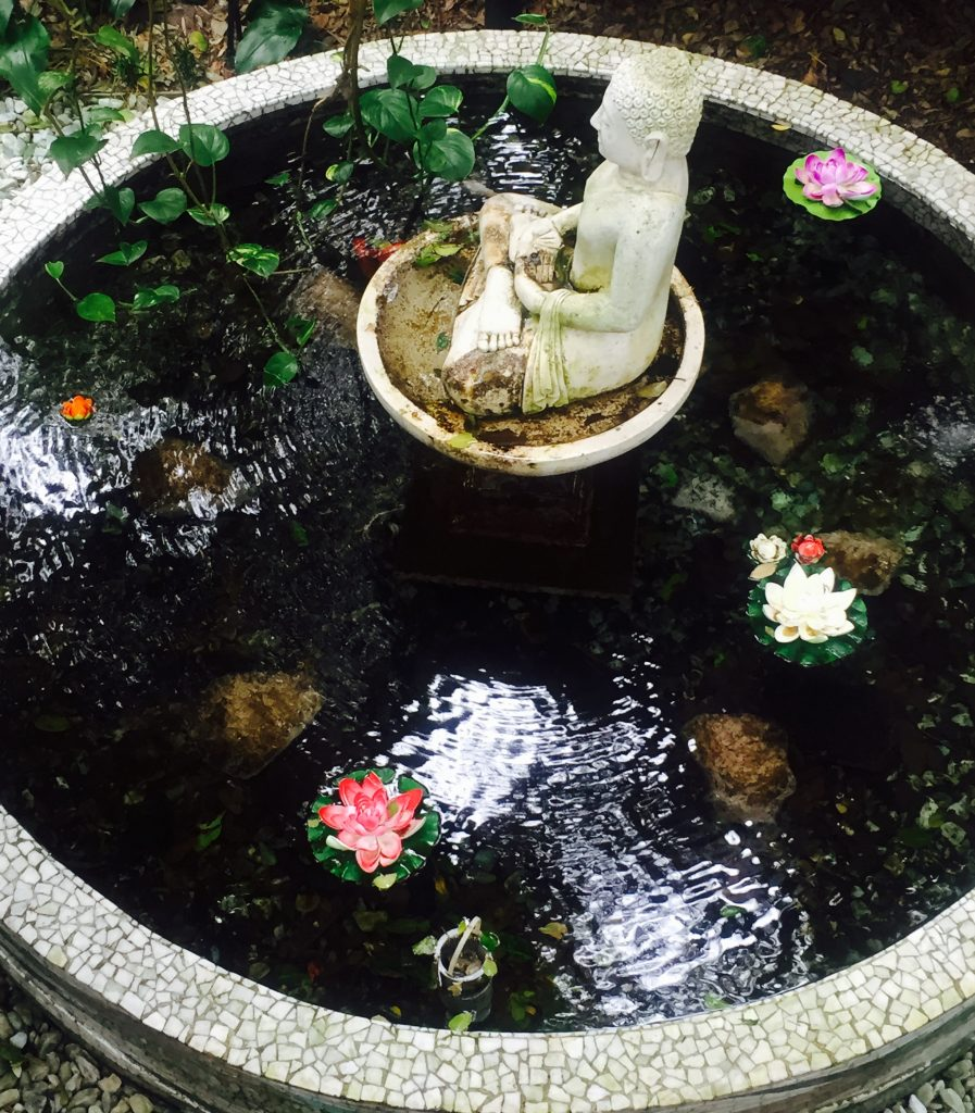 Super zen water feature