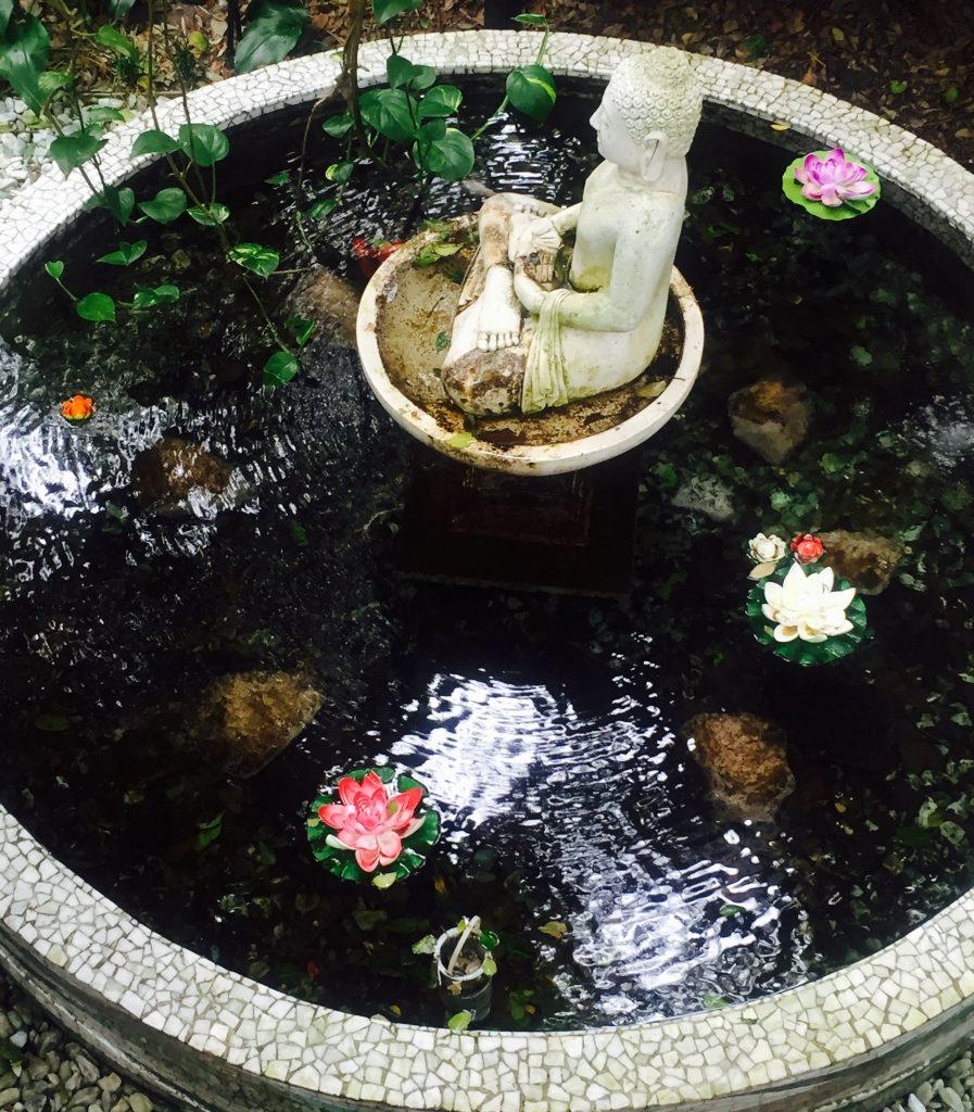 Super zen water feature