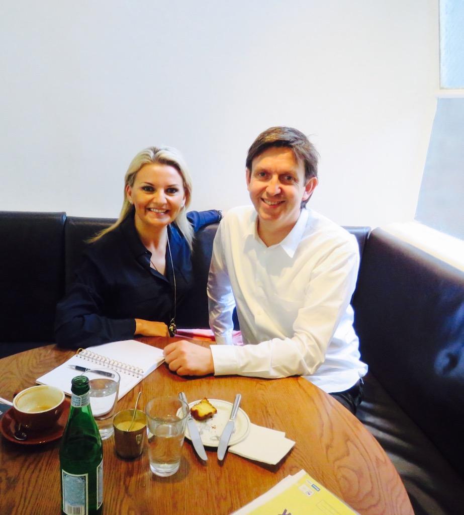 Pra & Chef Andrew
