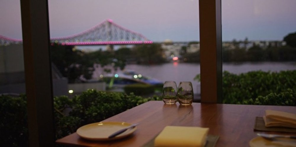 The bridge view from Esquire (photo credit: Esquire)