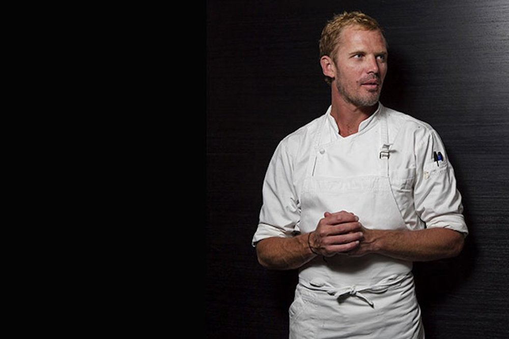Chef Ryan Squires (photo credit: Esquire)