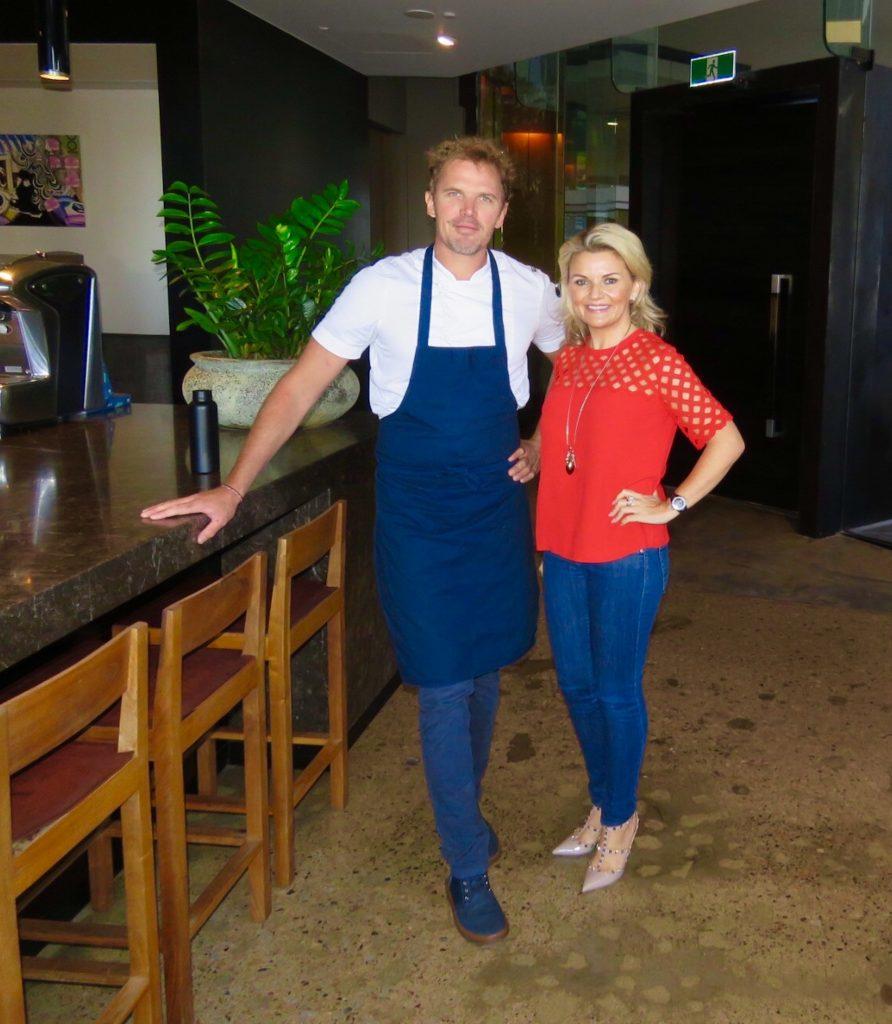 Pra & Chef Ryan Squires