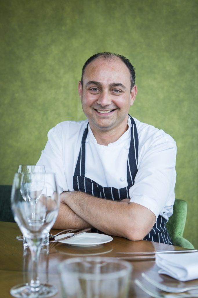 Chef Ian Howard