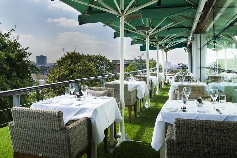 The Terrace at Babylon Restaurant