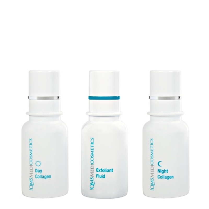 The Classic Collagen Set from QMS Medicosmetics (photo: QMS)