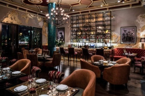 The Members Club at Coya