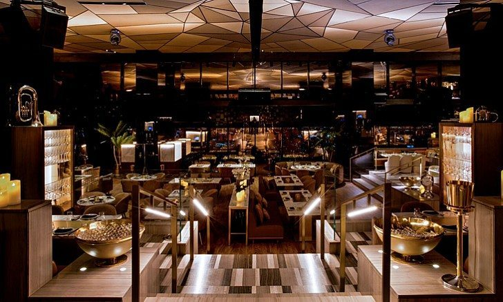 Play Restaurant Playing At The H Hotel Dubai The Caviar Spoon Rebelle