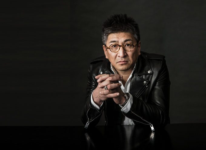 INTERSECT designer Masamichi Katayama